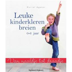 Breiboek: Leuke kinderkleren breien 0 - 6 jaar