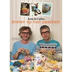 Breiboek: Arne & Carlos breien op hun paasbest