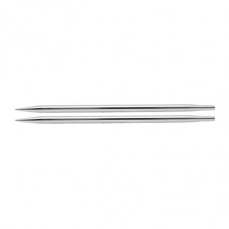 KnitPro Nova KORTE verwisselbare breinaaldpunt