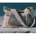 CeeTee zijdenkatoen tas