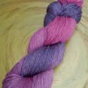 Turin multicolor sokkenwol met zijde en ramie