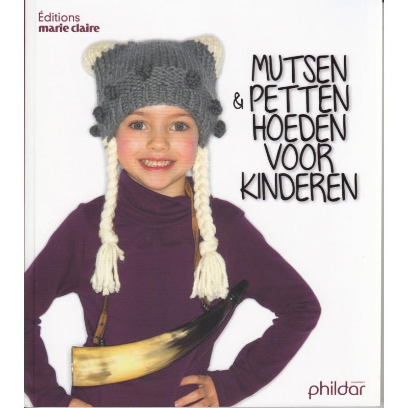 Breiboek Mutsen Petten Hoeden Voor Kinderen