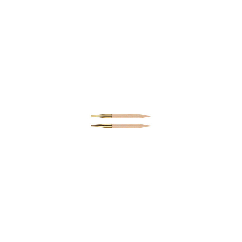 KnitPro Basix verwisselbare breinaaldpunt