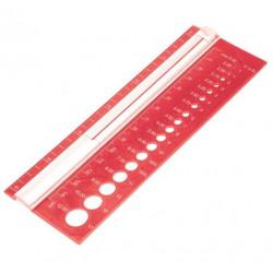 KnitPro naalddiktemeter