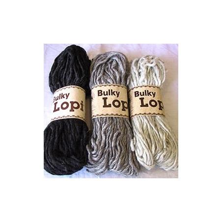 Bulkylopi - IJslandse wol