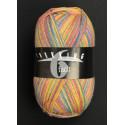 Trekking 6-fach Color sokkenwol